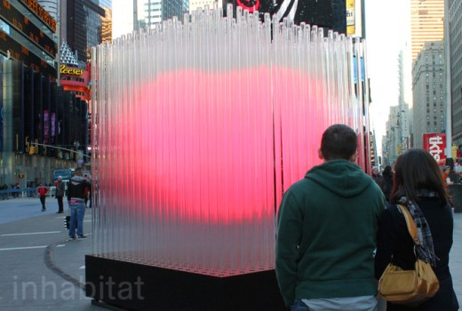 BIG Heart Times Square 20 520x350 BIG♥NYC Installation