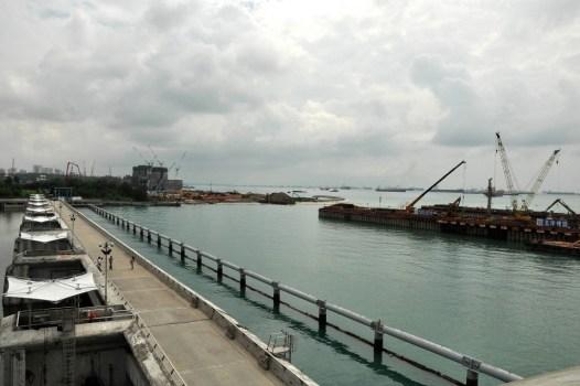 DSC 6096 526x350 Marina Barrage เขื่อนมาริน่าอีกหนึ่งวิธีแก้ปัญหาน้ำท่วมในย่านธุรกิจ และบริเวณที่ราบต่ำกลางเมือง