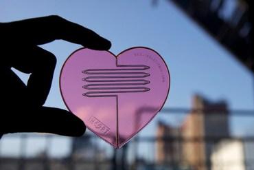 Heart part // Knife, fork and scoop ในชิ้นเดียว!! 15 - Knife