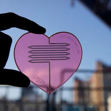Heart part // Knife, fork and scoop ในชิ้นเดียว!! 16 - fork