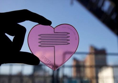 Heart part // Knife, fork and scoop ในชิ้นเดียว!! 14 - fork