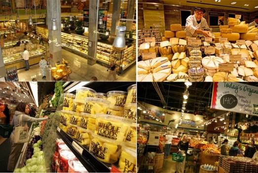 Whole Food Market เครือข่ายอาหารเพื่อสุขภาพ 22 - อาหาร
