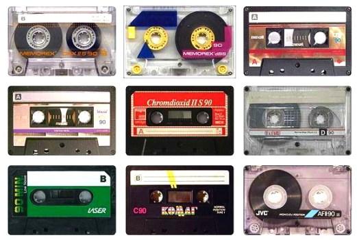 cassette tapes back from the dead1 521x350 เปลี่ยน cassette tapes ให้กลายมาเป็นของใช้ใหม่