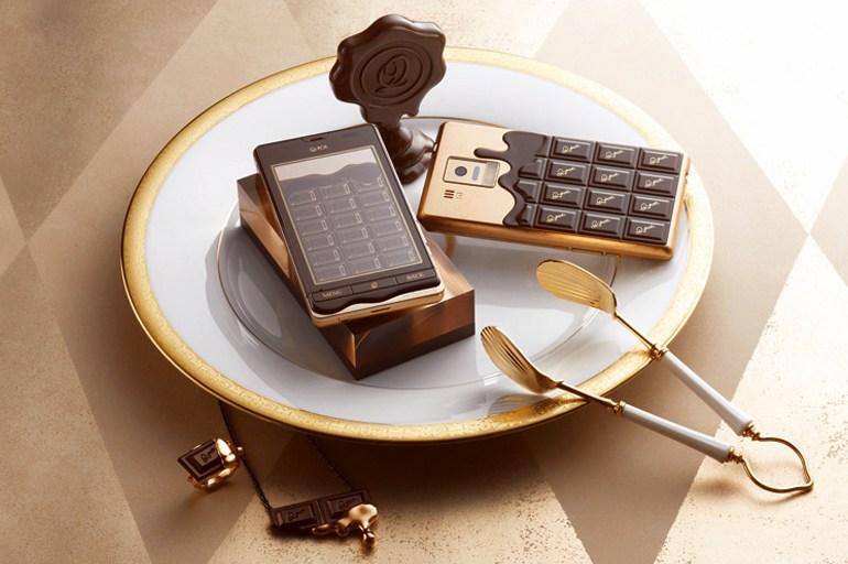 chocolate bar smartphone 21 - Chocolate