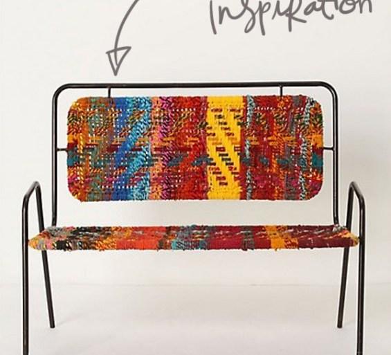 แปลงโฉมเก้าอี้เก่า เป็นเก้าอี้สีสันเท่ๆ 29 - รีไซเคิล