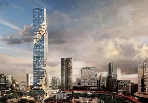 """The Ritz-Carlton Residences BKK """"มหานคร"""" ตึกระฟ้าแห่งใหม่ที่กำลังจะทำลายสถิติอาคารสูงที่สุดในประเทศไทย 14 - Apartment"""