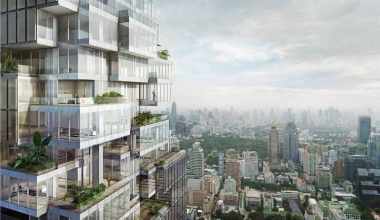 """The Ritz-Carlton Residences BKK """"มหานคร"""" ตึกระฟ้าแห่งใหม่ที่กำลังจะทำลายสถิติอาคารสูงที่สุดในประเทศไทย 18 - Apartment"""