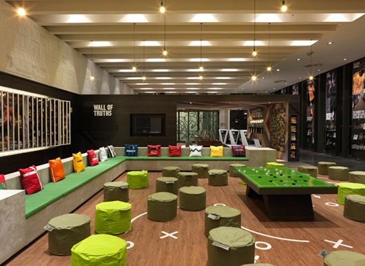 soweto football6 Soccer Centre ศูนย์การฝึกอบรมฟุตบอลของ Nike ในแอฟริกาใต้