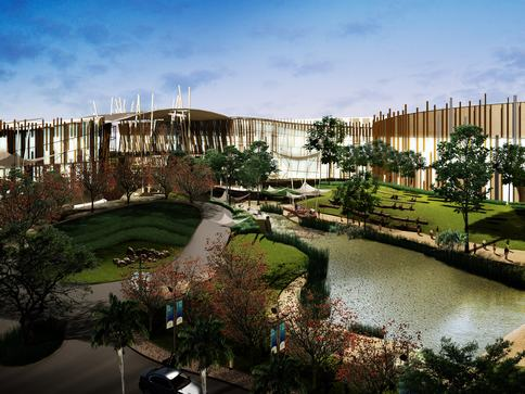 Promenada Resort Mall พรอมเมนาดา รีสอร์ท มอลล์ แหล่งช้อปปิ้งใหม่ ณ เชียงใหม่ 17 - Shopping Mall