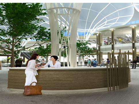 09 23 10 Service desk Final View 04 Promenada Resort Mall พรอมเมนาดา รีสอร์ท มอลล์ แหล่งช้อปปิ้งใหม่ ณ เชียงใหม่