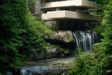 Fallingwater.. บ้านบนน้ำตก ผลงานชิ้นโบว์แดงของ Frank Lloyd Wright 2 - Frank Lloyd Wright