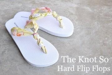 D.I.Y. Flip Flops หวานเก๋..รับหน้าร้อน 2 - flip flop