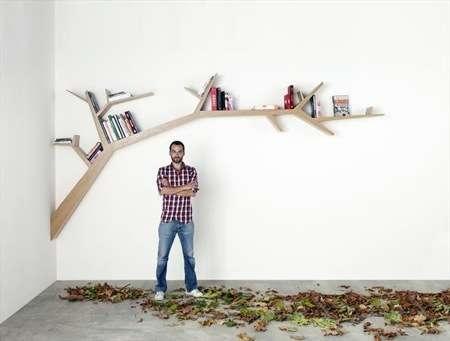 25550323 195953 ชั้นหนังสือ..กิ่งก้านของต้นไม้
