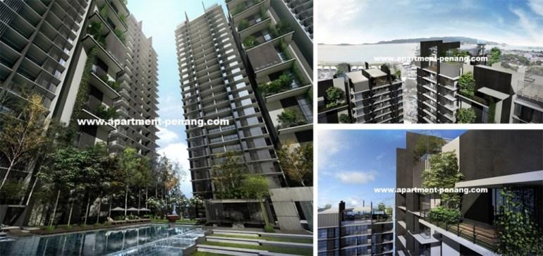 "Rising Green แนวทางใหม่สำหรับสถาปัตยกรรมในสไตล์ ""Tropical Architecture"" 18 - Apartment"