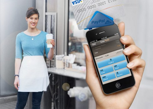 """""""PayPal Here"""" anywhere you do business ระบบชำระเงินเคลื่อนที่แบบครบวงจร 14 - Android"""