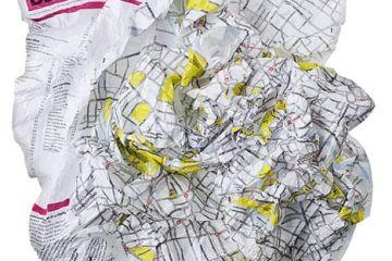 Messy Map ยัดแผนที่เตรียมท่องเที่ยว
