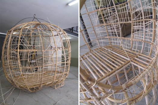 porkyhefer14 525x350 weavers nest รังนกยักษ์ by Porky Hefer