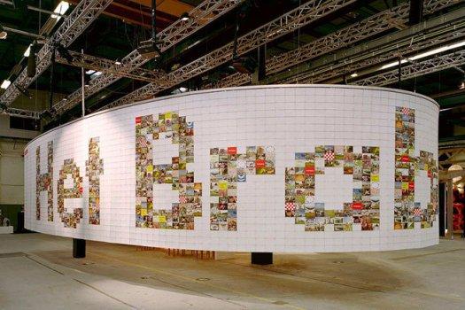 projecten Brabant Huis auto auto c657 c438 q proj BrabantHuis01a 525x350 Ixxi modular connecting system ระบบการต่อกระดาษหลายแผ่นให้กลายเป็นฉากกั้นห้องหรือวอลล์เปเปอร์