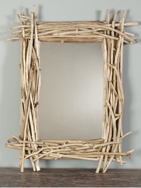 wood sticks mirror กิ่งไม้สวยๆ..ทำอะไรได้บ้าง