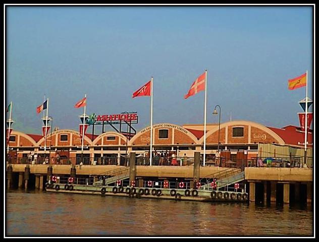 Asiatique The Riverfront...ชิวๆ ช้อปปิ้งริมน้ำ 28 - Asiatique