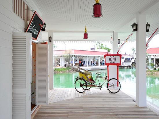 """เที่ยวสนุกทุกวันหยุดได้ที่ """"ตลาดน้ำหัวหินสามพันนาม"""" Floating market @Huahin 22 - SHOPPING"""
