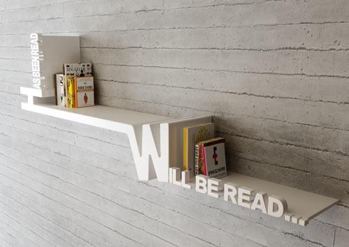 25550414 195025 ชั้นหนังสือช่วยจัดแบ่ง.. อ่านแล้ว และจะอ่าน