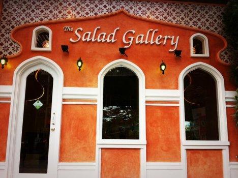 The Salad Gallery เมนูสำหรับคนรักสลัด + เสพย์งานศิลป์ 16 - East meet West