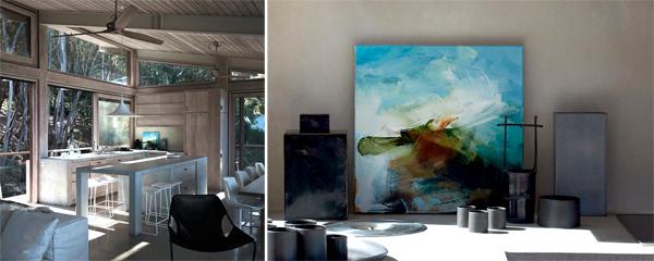 """""""Forest meets the Ocean"""" การตกแต่งบ้านฤดูร้อนแบบ """"ป่าไม้"""" นัดพบเจอกับ """"มหาสมุทร"""" โดย Robert Mills Architects 16 - Ocean House"""