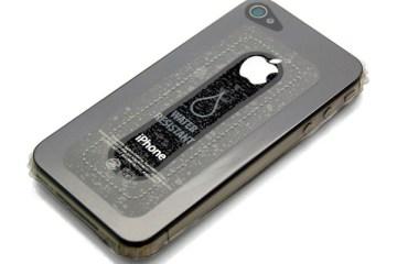 Waterproof film for iPhone4,4s ฟิล์มกันน้ำรอบเครื่องไอโฟน 4 - iPhone