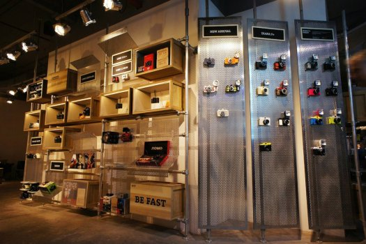 Lomography Gallery Store Bangkok ร้านโลโม่ชั้น 4 สยามดิสคัฟเวอรี่  17 - Gallery