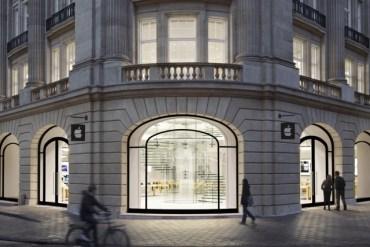 Apple store in Amsterdum 14 - DESIGN