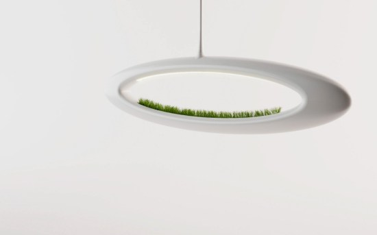 โคมไฟพลังธรรมชาติ The Grass Lamp by Marko Vuckovic  17 - The Grass Lamp
