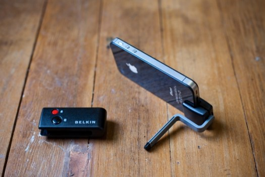 The iPhone Shutter Remote  19 - gadget
