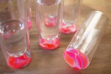 DIY.Glassware เติมสีสีสันให้แก้วใบเก่า 16 - Glass