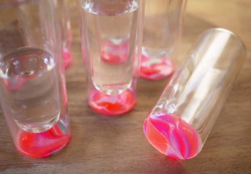 marble11 504x350 DIY.Glassware เติมสีสีสันให้แก้วใบเก่า