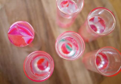marble121 504x350 DIY.Glassware เติมสีสีสันให้แก้วใบเก่า