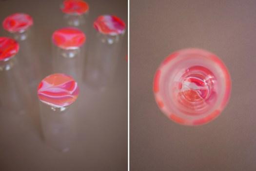 marble72 525x350 DIY.Glassware เติมสีสีสันให้แก้วใบเก่า