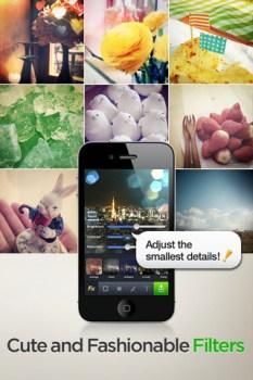 LINE Camera แต่งรูปให้สนุกด้วย icon ของ LINE 8 - Android
