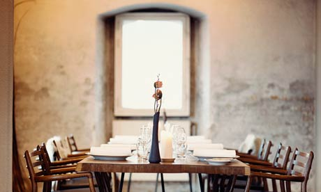 "NOMA RESTAURANT ภัตตาคารที่กล่าวขานกันใน ประเทศเดนมาร์ก ว่า ""ดีที่สุด"" 5 - Britain's Restaurant Magazine"