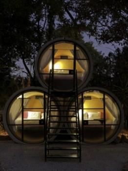 Tubo Hotel โรงแรมที่สร้างจากท่อ!! 16 - Architecture