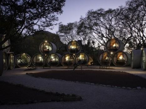 Tubo Hotel โรงแรมที่สร้างจากท่อ!! 17 - Architecture