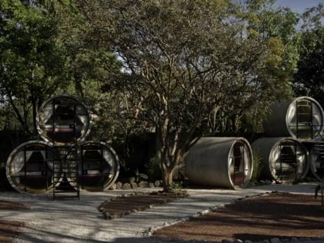 Tubo Hotel โรงแรมที่สร้างจากท่อ!! 19 - Architecture