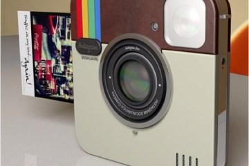 กล้อง Instagram Socialmatic 2 - Instagram camera ADR studio