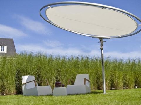 Sun Parasols ที่บังแดดที่ใช้แสงแดดชาร์ต โน๊ตบุ้ค, โทรศัพท์มือถือ, Tablet 23 - GREENERY