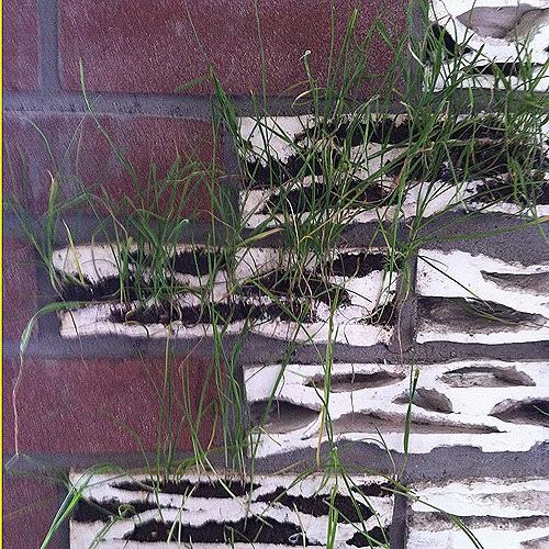25550515 075151 อิฐบ้านนกกระจอก + ปลูกต้นไม้ งาน handmade ในงาน MILAN DESIGN WEEK