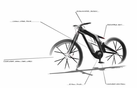 25550526 173155 Audi e bike สุดยอดนวัตกรรมจักรยานวันนี้