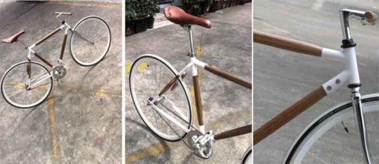 Plywood Bike จักรยานไม้-ฝีมือคนไทย 4 - dots-studio