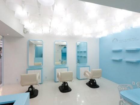 Permy Mi Jang Won Salon ร้านทำผมน่ารักๆของสาวเกาหลี 6 - interior design