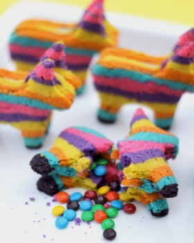 Cookies with a surprise วันหยุดยาวนี้มาทำคุกกี้แสนเก๋กันเถอะ 14 -