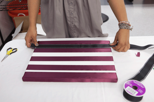 Ribbon 2 DIY.Card & Notepad Display